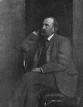 Allan Brooks - Photograph (1913)