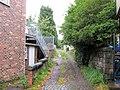 Alleyway behind Albert Street - geograph.org.uk - 2061107.jpg