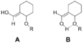 Allylic strain and hydrogen bonding.png