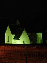 Fil:Alnö gamla kyrka29.jpg
