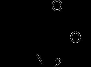 Non-proteinogenic amino acids - Image: Alpha aminobutyric acid