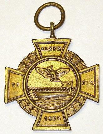 Alsen Cross - Image: Alsen Kreuz 1