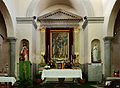 Altar of Church of San Silvestro (Sutri).jpg