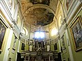 Altare maggiore della chiesa di Santa Maria Maddalena, Castelnuovo Magra.JPG