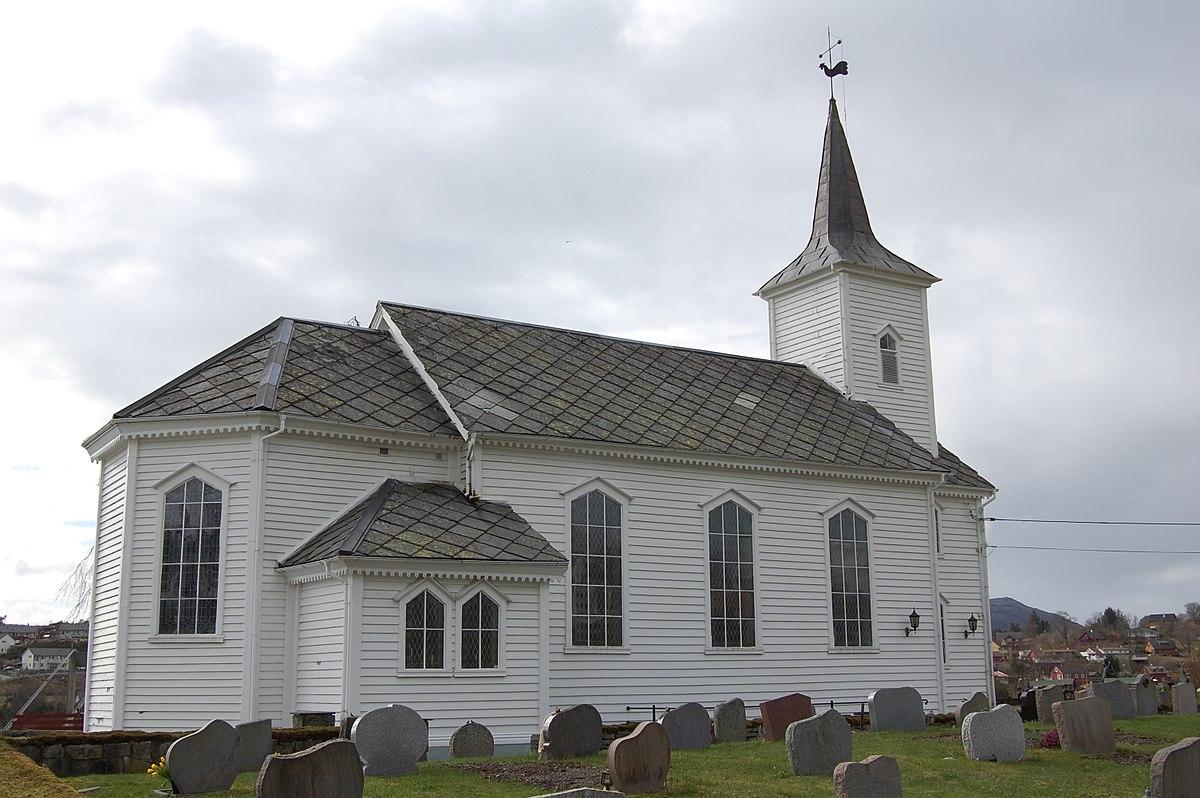 Alversund Kyrkje Wikipedia