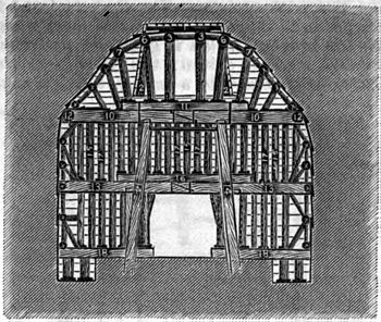AmCyc Tunnel - top and bottom heading driven - ready for arching (front view).jpg