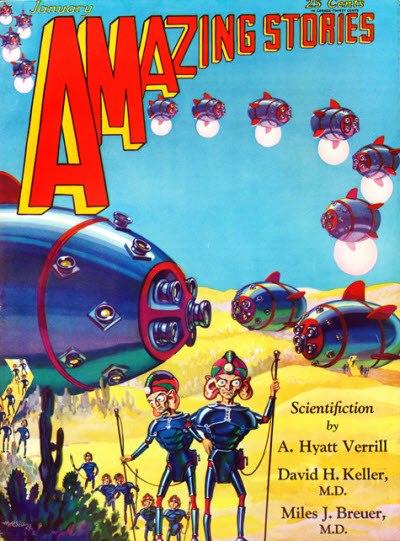 Amazing stories 193001