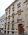 Ambassade du Yémen en France, 25 rue Georges-Bizet, Paris 16e.jpg