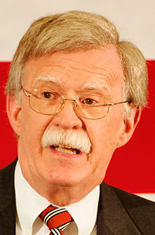 Ambassador John Bolton at FITN in Nashua, NH by Michael Vadon 06 (cropped).jpg