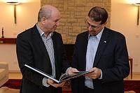 Ambassador Visit to the Weizmann Institute (8683200178).jpg
