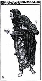 <i>Die Frau ohne Schatten</i> opera by Richard Strauss