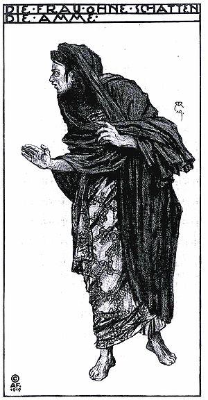 Die Frau ohne Schatten