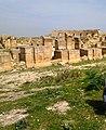 Amphithéâtre d 'Oudna vue d'extérieur.jpg