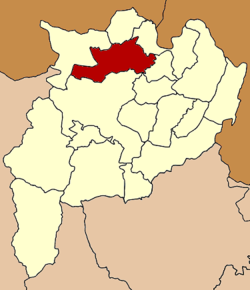 Amphoe location in Chiang Rai Province