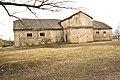 An old barn at Linkuva - panoramio.jpg