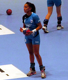 Image illustrative de l'article Ana Paula Rodrigues