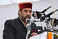 Anand Sharma addressing at the foundation stone laying ceremony of the Indian Institute of Technology, at Mandi, Himachal Pradesh on February 24, 2009.jpg