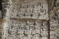 Ancient Buddhist Grottoes at Longmen- Old Dragon Grotto, 10 Figures Meditating, Tang Dynasty.jpg