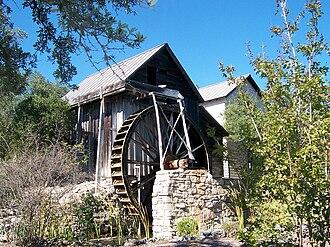 Volente, Texas - Anderson Mill Reproduction