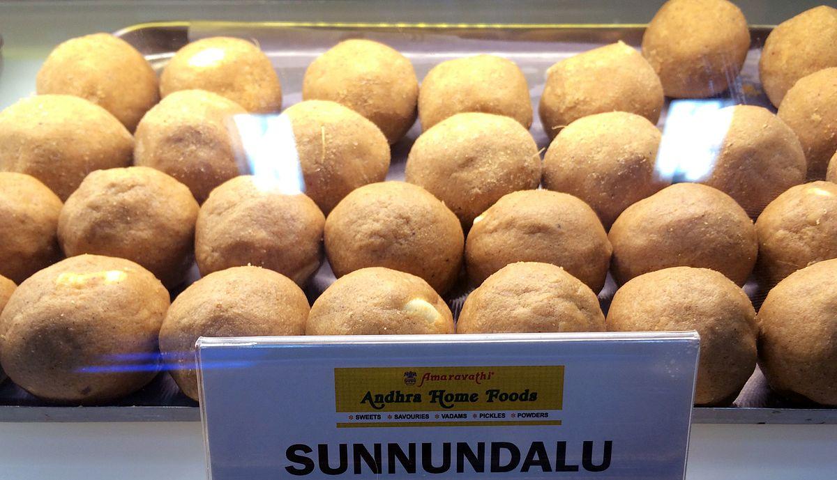 Sunnundallu wikipedia for Andhra cuisine history
