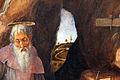 Andrea mantegna, san girolamo penitente nel deserto, 02,2.JPG