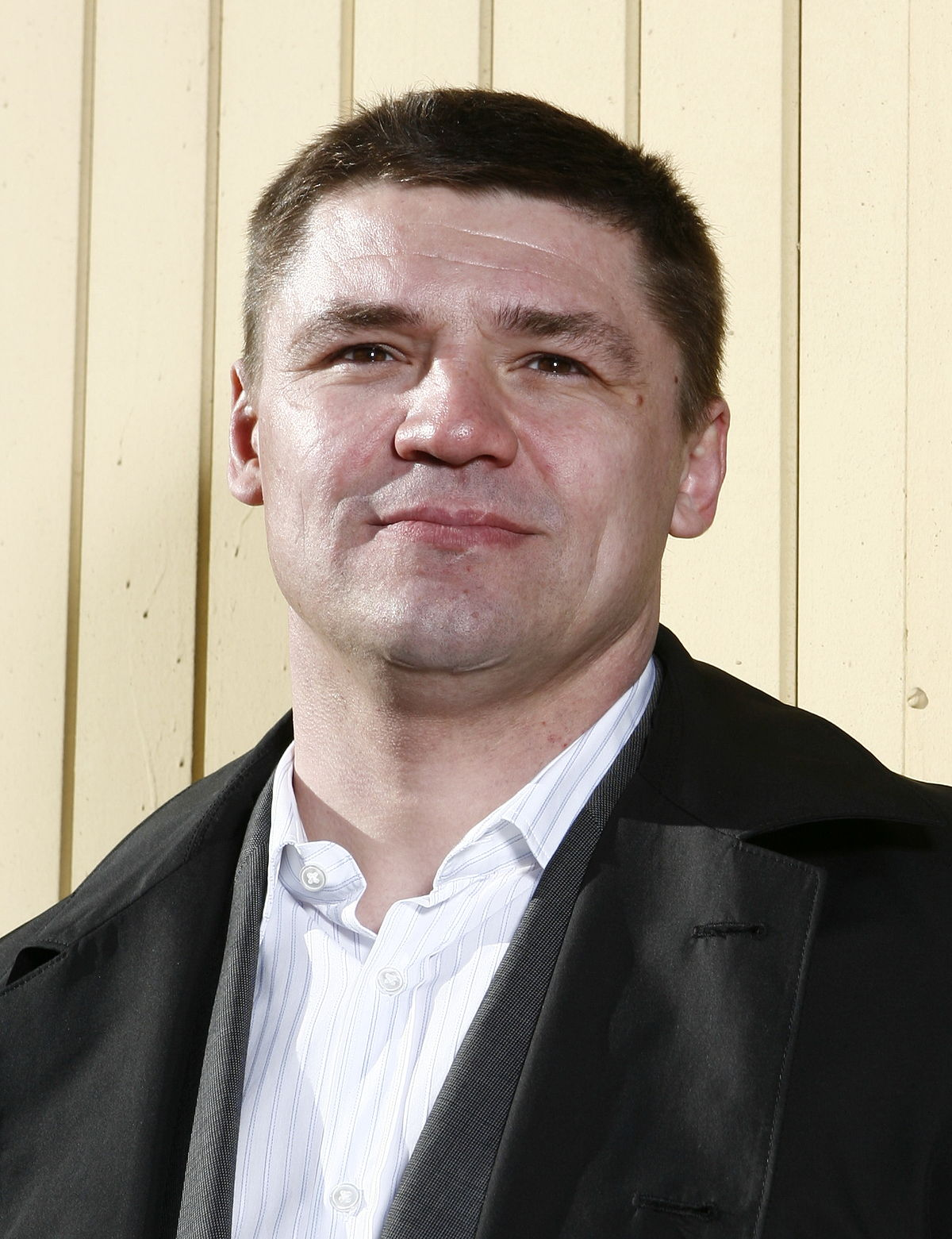Molchanov Andrey Yuryevich: biography 34