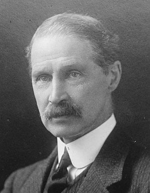 Conservative government, 1922–1924 - Image: Andrew Bonar Law 01
