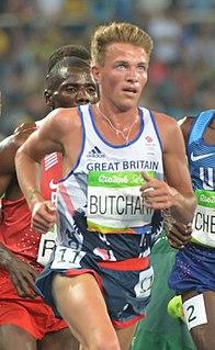 Andrew Butchart British runner