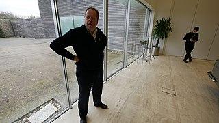 Andy Palmer British businessman