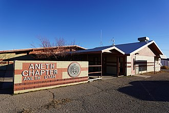 Chapter (Navajo Nation) - Aneth Chapter House