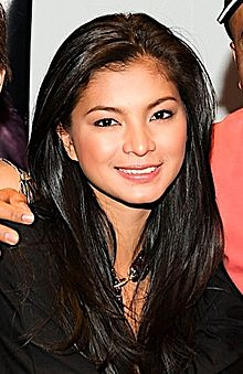 Angel Locsin at the premiere of Love Me Again in LA, December 2008.jpg