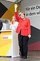 Angela Merkel, Claudia von Brauchitsch - 2017248174646 2017-09-05 CDU Wahlkampf Heidelberg - Sven - 1D X MK II - 299 - AK8I4552.jpg