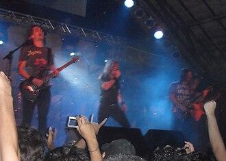 Angra (band) - Angra in 2010.