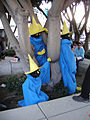 Anime Expo 2010 - LA - Black Mages in the trees from Final Fantasy (4837254232).jpg