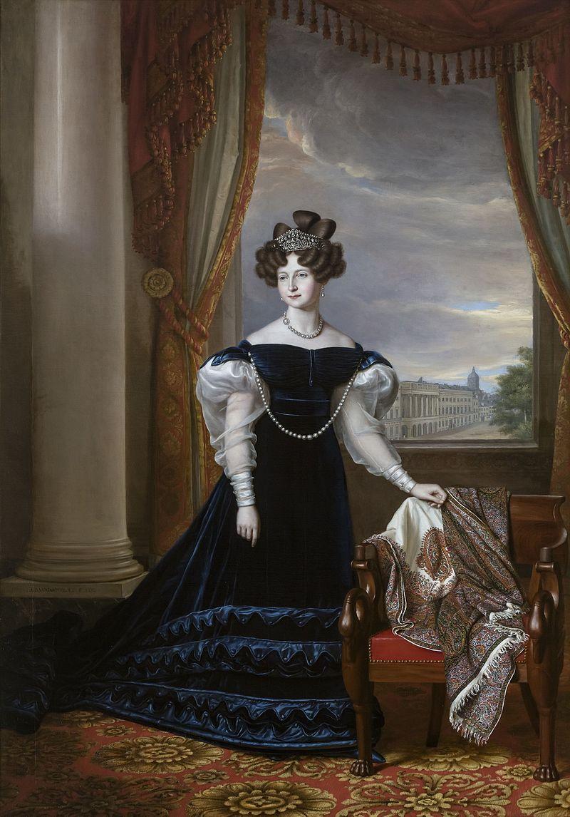 Anna Paulowna van Rusland, koningin der Nederlanden.jpg