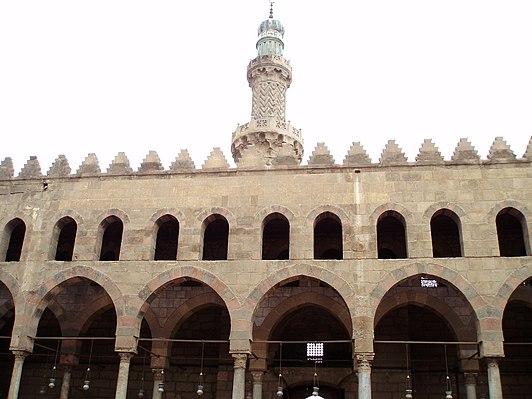 Al-Nasir Muhammad Mosque