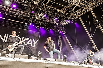 Annisokay - Annisokay at Rockharz Open Air 2018