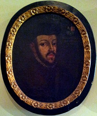 Robert of Berghes - Anonymous portrait of Robert of Berghes
