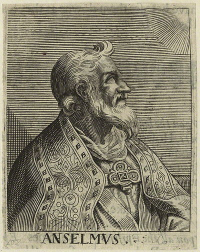 A mid-17th century engraving of Anselm Anselmus.jpg