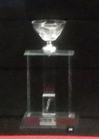 António Pratas Trophy - Image: António Pratas Trophy in Museu Cosme Damião (cropped)