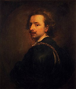 Anthony van Dyck - Self-Portrait - WGA07406