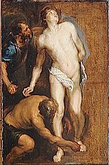 Study for the Martyrdom of Saint Sebastian