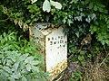 Antique Milepost ^ - geograph.org.uk - 570959.jpg