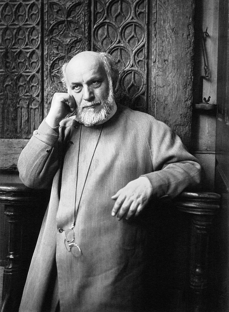 Antoine Bourdelle b Meurisse 1925