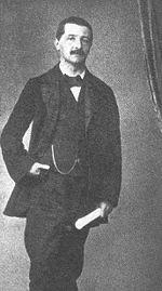 Bruckner, um 1855 (Quelle: Wikimedia)