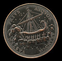 Ship Guided by Stars [reverse]