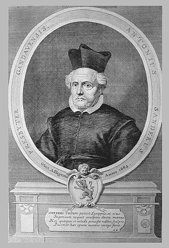 University of Douai - Anton Sander (1586–1664)