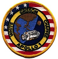 Insigne de la mission Apollo 1