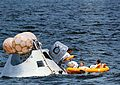 Apollo 7 crew during water egress training.jpg