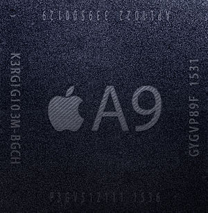 Apple A9 - Image: Apple A9 APL1022